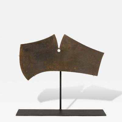 Harry Bertoia Harry Bertoia Bronze Gong Sculpture