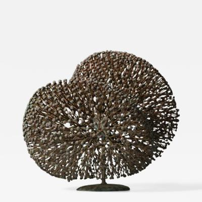 Harry Bertoia Organic Bush Form Sculpture by Harry Bertoia