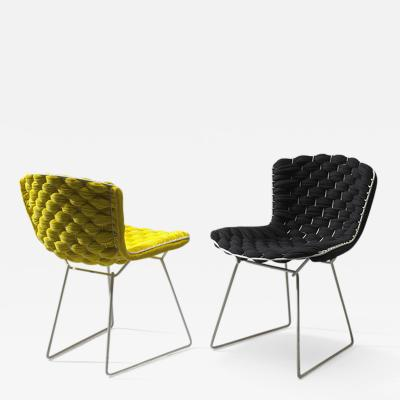 Harry Bertoia Original Bertoia Side Chairs Revisited by Cle ment Brazille