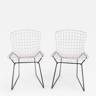 Harry Bertoia Pair of Childs Chairs by Harry Bertoia for Knoll