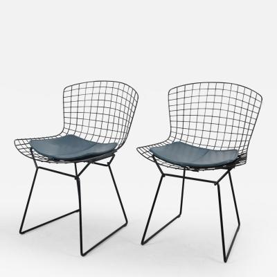 Harry Bertoia Pair of Harry Bertoia Side Chairs for Knoll