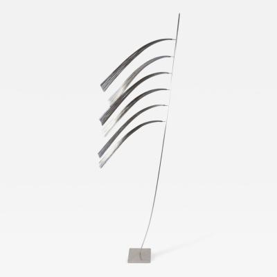 Harry Bertoia Stainless Steel Sculpture