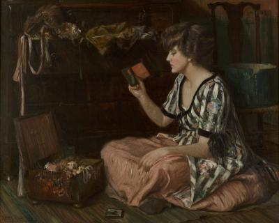 Harry Herman Roseland In the Attic