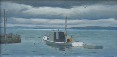 Harry Leith Ross Blandford Bay II by Harry Leith Ross