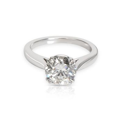 Harry Winston Harry Winston Diamond Engagement Ring in Platinum GIA Certified F VS1 1 61 CTW