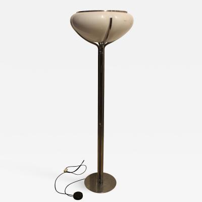 Harvey Guzzini Italian Floor Lamp Quadrifoglio by Harvey Guzzini 1970s
