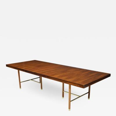 Harvey Probber Harvey Probber Brazilian Rosewood Dining Table