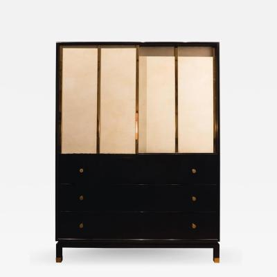 Harvey Probber Harvey Probber Cabinet with Sliding Doors