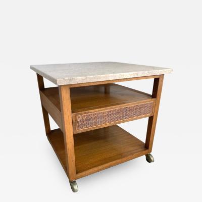 Harvey Probber Harvey Probber End or Side Table Signed
