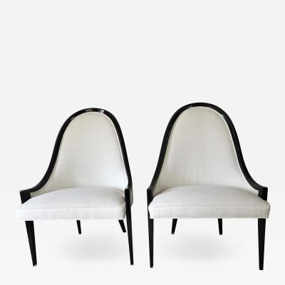 Harvey Probber Harvey Probber Gondola Chairs