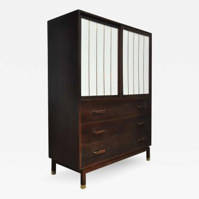 Harvey Probber Harvey Probber High Boy Tall Dresser
