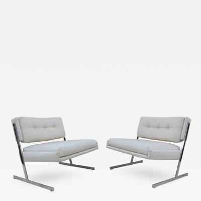 Harvey Probber Harvey Probber Lounge Chairs