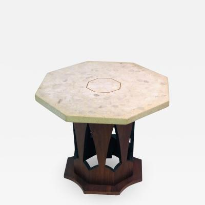 Harvey Probber Harvey Probber Occasional Table with Terrazzo Top