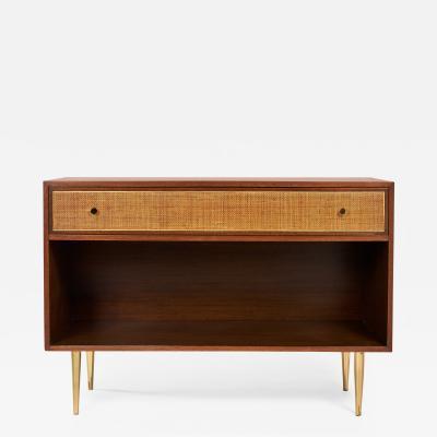 Harvey Probber Harvey Probber Single Top Drawer Cabinet c 1959