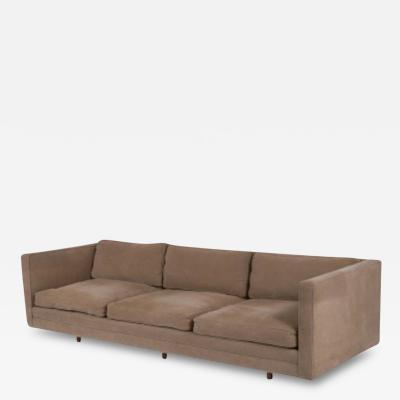 Harvey Probber Harvey Probber Tuxedo Sofa