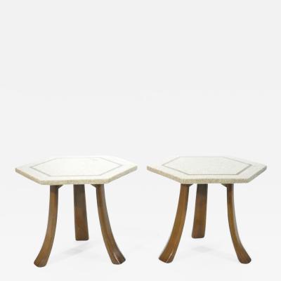 Harvey Probber Pair Harvey Probber Side Tables