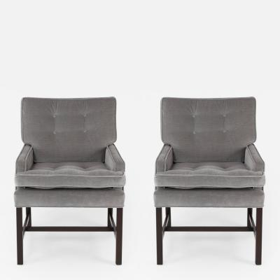 Harvey Probber Pair of Harvey Probber for Directional Armchairs