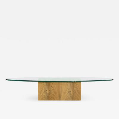 Harvey Probber Rosewood Coffee Table by Harvey Probber 1950s
