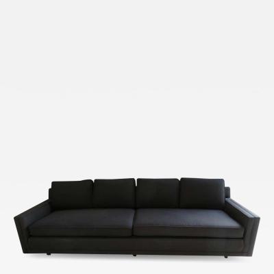 Harvey Probber Stunning Harvey Probber 4 Seat Sofa Mid Century Modern
