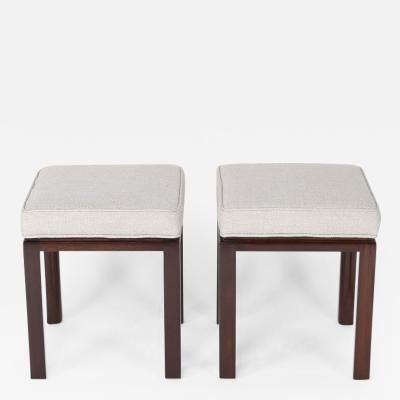 Harvey Probber Two Harvey Probber Stools Four Available