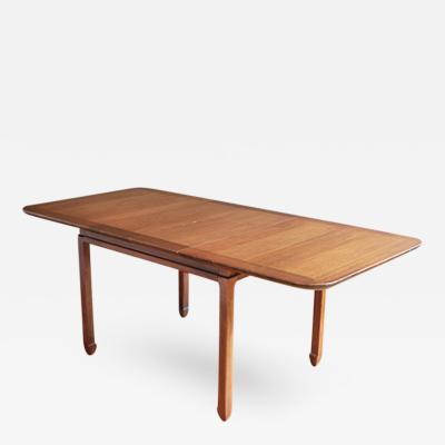 Harvey Probber Walnut Dining Table
