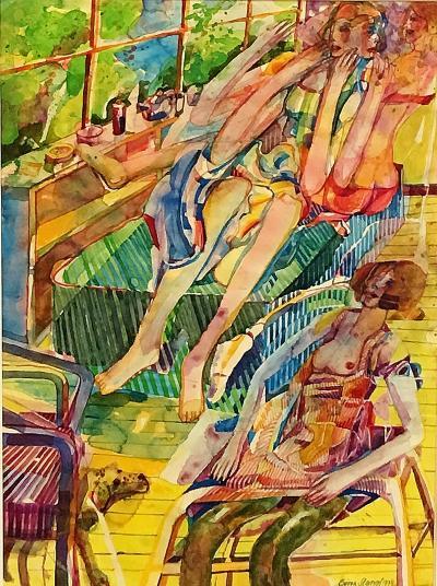 Heinz Stangl Untitled