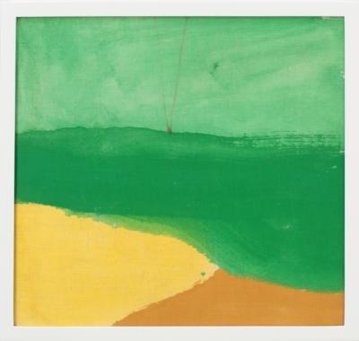 Helen Frankenthaler Untitled 1973