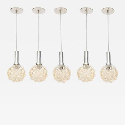 Helena Tynell Helena Tynell Bubble Glass Pendants