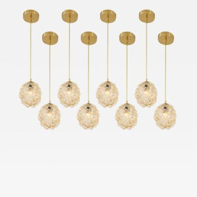 Helena Tynell Helena Tynell Glass Bubble Pendant lights 8 Available