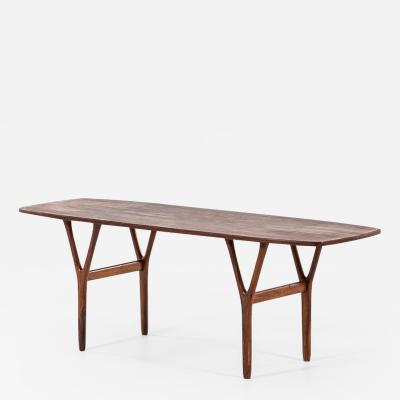 Helge Vestergaard Jensen COFFEE TABLE