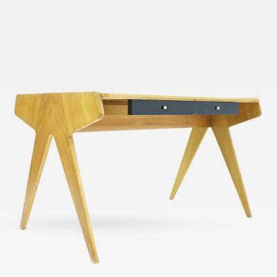 Helmut Magg Writing Desk by Helmut Magg for WK Germany 1957