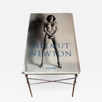 Helmut Newton The Big Nude Sumo Book with Stand Helmut Newton