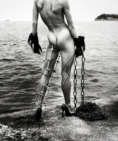 Helmut Newton The Empowered Woman Monaco 1994
