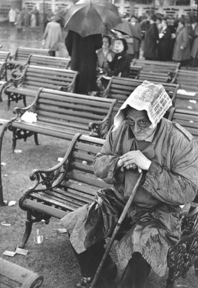 Henri Cartier Bresson Ascot England 1955
