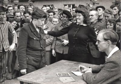 Henri Cartier Bresson Gestapo Informer Identified Dessau Germany 1945