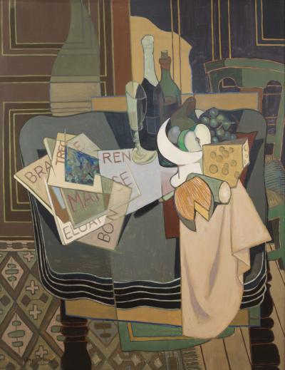 Henri Clement Serveau Art de la Table