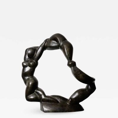 Henri Delcambre Original sculpture by Henri Delcambre LEspace The Space