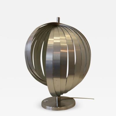 Henri Mathieu French table lamp by Henri Mathieu circa 1970