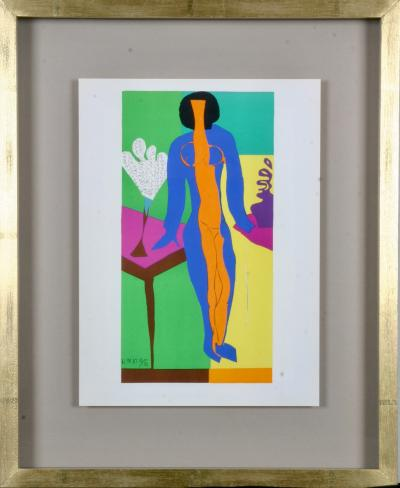 Henri Matisse Henri Matisse Colour Lithographs after the Cut Outs