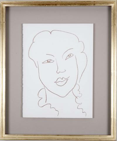 Henri Matisse Henri Matisse Illustrations for Poesies Antillaises 1946