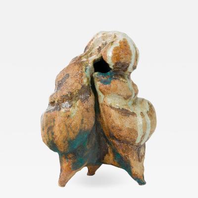Henrik Folsgaard Ceramic Sculptural Vase by Henrik Folsgaard Denmark 2020