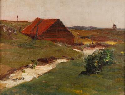 Henry George Keller Near Maassluis