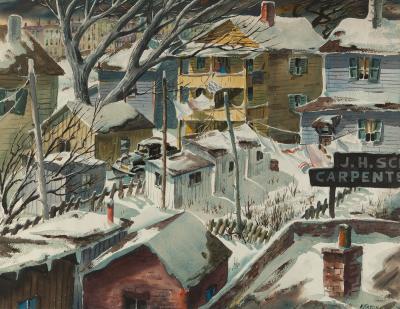 Henry Martin Gasser Backyard Colony