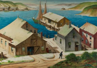 Henry Martin Gasser Blue Harbor Houses