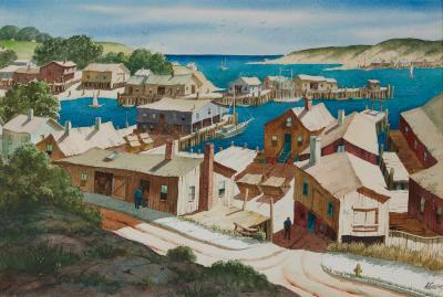 Henry Martin Gasser Gloucester Vista