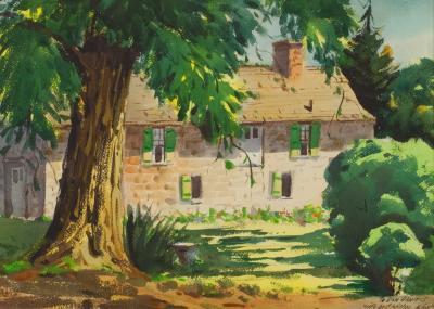 Henry Martin Gasser House