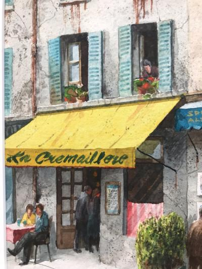 Henry Martin Gasser La Cremaillere Paris