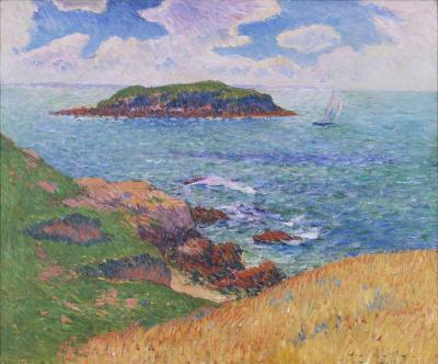 Henry Moret Port Louis France