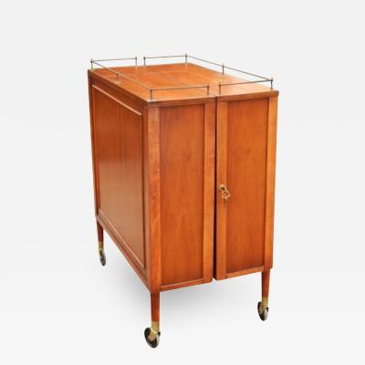 Henry P Glass Henry Glass Bar Cart