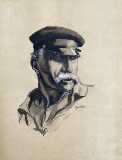 Henry Walcott Boss Sea Captain
